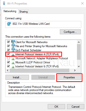 Hướng dẫn cách thay đổi địa chỉ IP hình 4