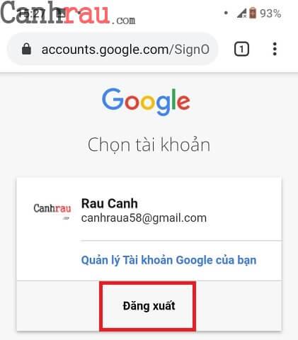 Hướng dẫn đăng xuất tài khoản gmail ra tất cả các thiết bị hình 7