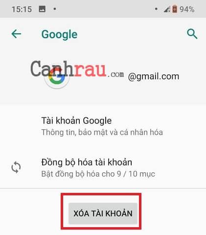 Hướng dẫn đăng xuất tài khoản gmail ra tất cả các thiết bị hình 9