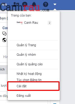 Hướng dẫn đổi tên profile facebook hình 1