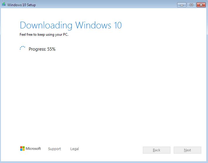 Hướng dẫn update Windows 10 từ Windows 7/8/8.1 hình 9