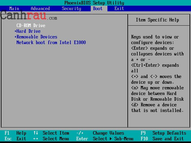 Màn hình xanh là gì cách sửa lỗi màn hình xanh hình 1