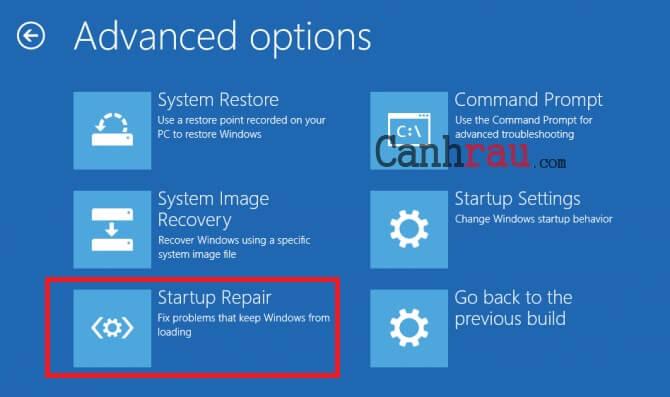 Màn hình xanh là gì cách sửa lỗi màn hình xanh hình 3