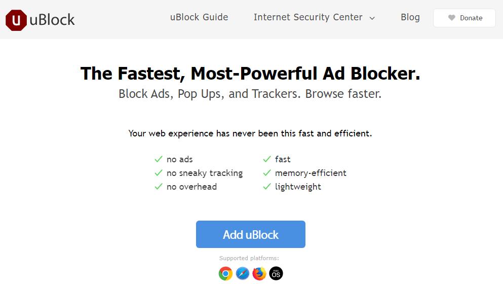 Top phần mềm chặn quảng cáo tốt nhất trên máy tính hình 4