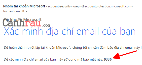 Cách tạo tài khoản Microsoft hình 6