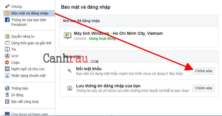 Cách khôi phục mật khẩu facebook khi bị hack hình 4
