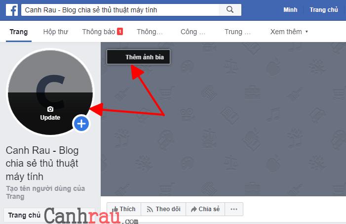 Cách tạo và cài đặt fanpage Facebook hiệu quả 2020 hình 5