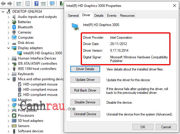 Cách update driver hiệu quả trên Windows 10 hình 8
