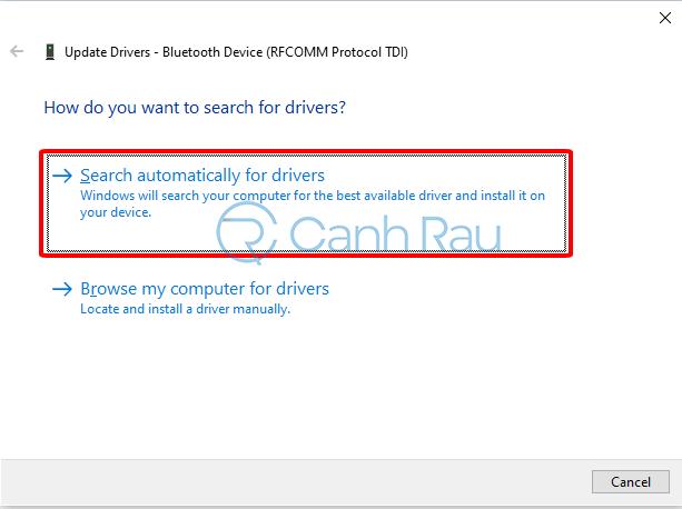 Hướng dẫn bật Bluetooth trên laptop Windows 10 hình 11