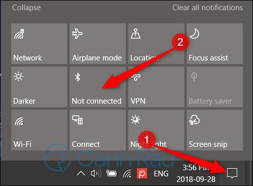 Hướng dẫn bật Bluetooth trên laptop Windows 10 hình 5