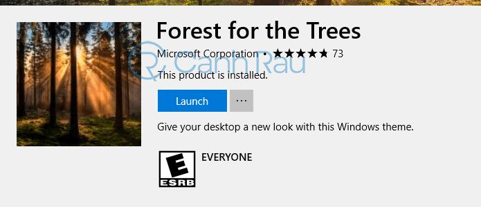 Theme Windows 10 đẹp nhất cho máy tính hình 5