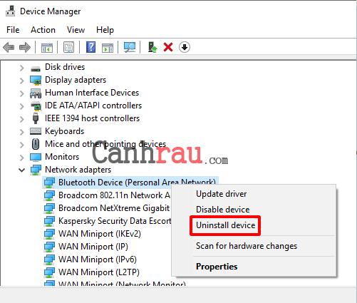 Cách sửa lỗi laptop không kết nối được với Wifi hình 18
