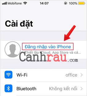 Cách tạo tài khoản Apple ID hình 3