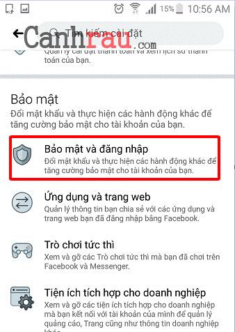 Hướng dẫn cách đăng xuất Messenger hình 7