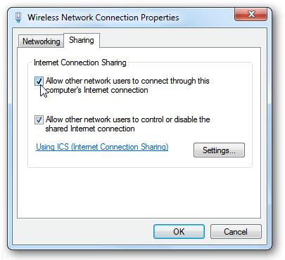 Hướng dẫn cách phát Wifi bằng laptop hình 13