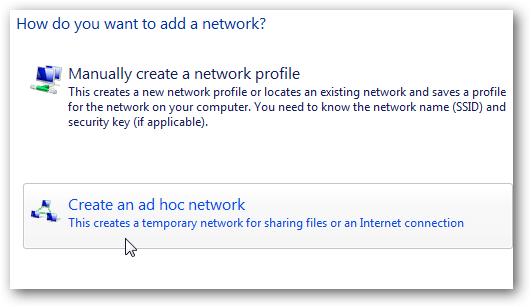 Hướng dẫn cách phát Wifi bằng laptop hình 5