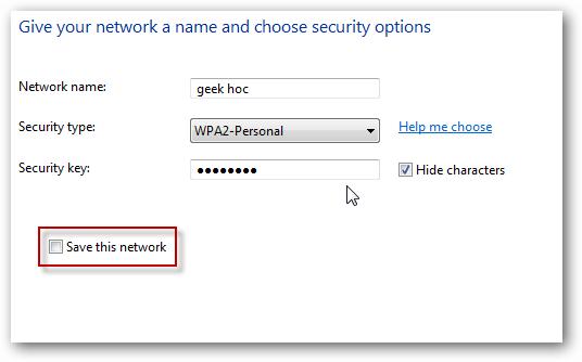 Hướng dẫn cách phát Wifi bằng laptop hình 6