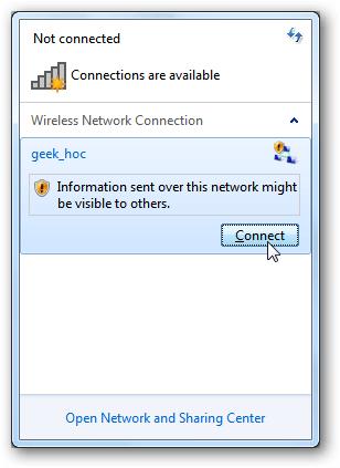 Hướng dẫn cách phát Wifi bằng laptop hình 9