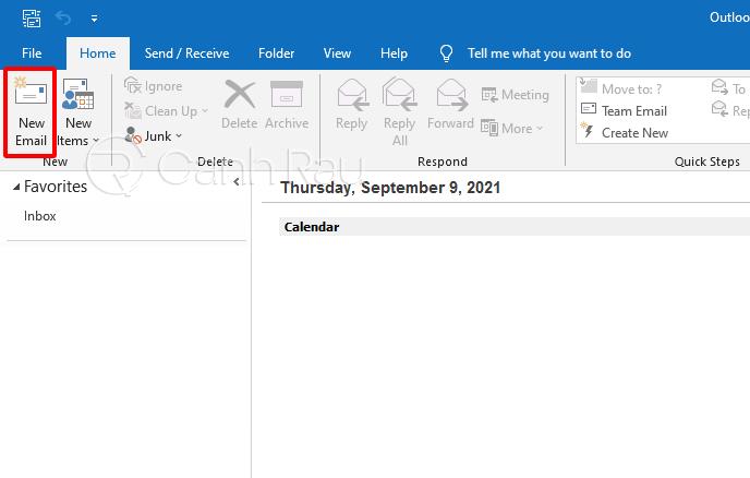 Hướng dẫn cách tạo chữ ký trong Outlook hình 11