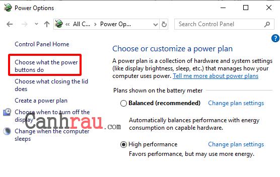 Hướng dẫn cách tắt màn hình laptop hình 4