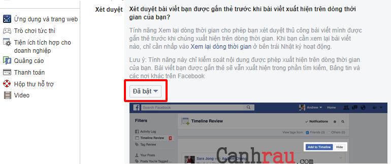 Hướng dẫn gắn thẻ bạn bè trên Facebook hình 2