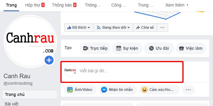 Hướng dẫn gắn thẻ bạn bè trên Facebook hình 3