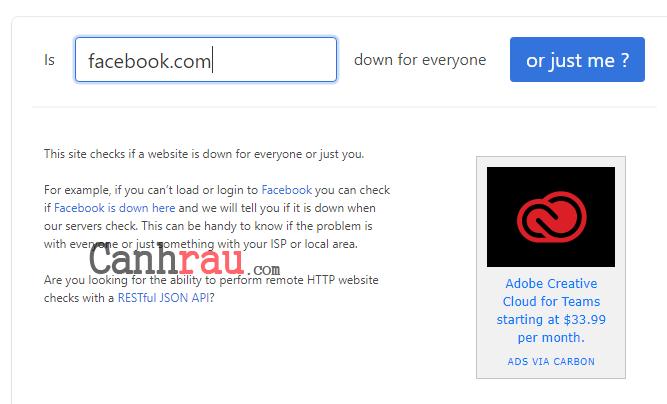 Hướng dẫn sửa lỗi đăng nhập Facebook hình 1