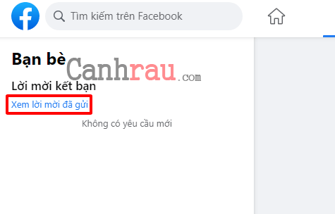 Cách hủy tất cả lời mời Facebook mà bạn đã gửi hình 9