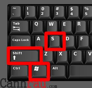 Hướng dẫn chụp màn hình máy tính laptop hình 7