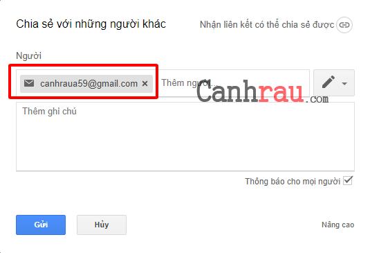 Cách sử dụng Google Drive hình 4