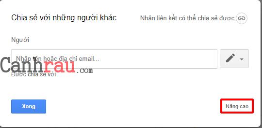 Cách sử dụng Google Drive hình 6