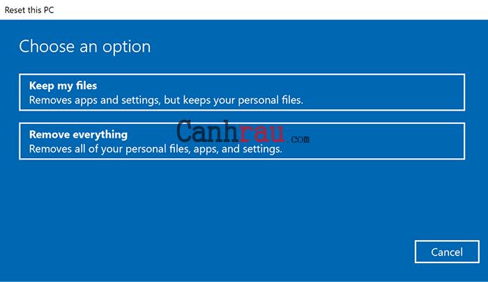 Cách sửa lỗi you need permission to perform this action hình 8