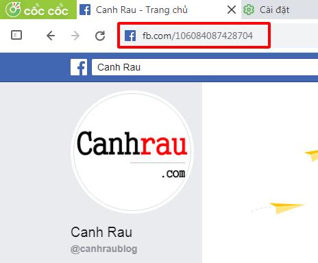 Cách tìm ID Facebook trên máy tính và điện thoại hình 3