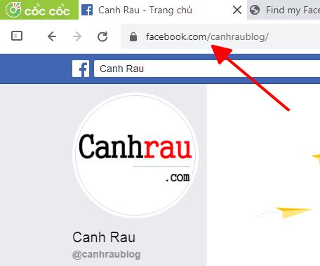 Cách tìm ID Facebook trên máy tính và điện thoại hình 7