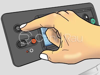 Hướng dẫn cách kết nối máy in với máy tính hình 3