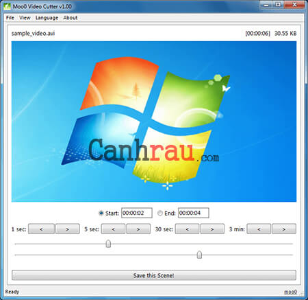 Top phần mềm cắt ghép video cho máy tính hình 3