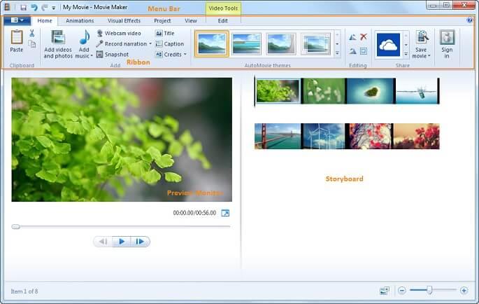 Top phần mềm cắt ghép video cho máy tính hình 4