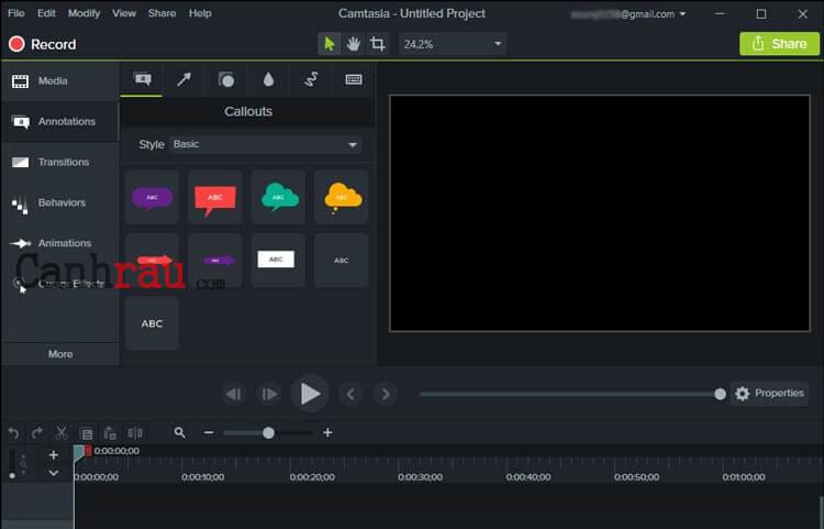 Top phần mềm cắt ghép video cho máy tính hình 6