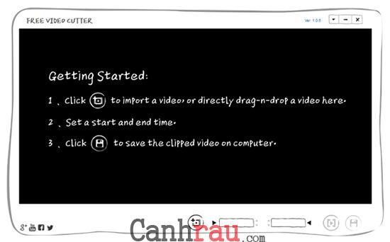 Top phần mềm cắt ghép video cho máy tính hình 7