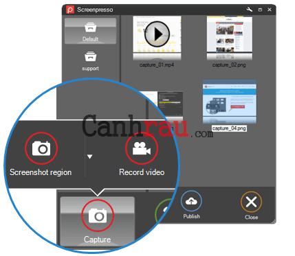 Top phần mềm chụp ảnh màn hình máy tính hình 10