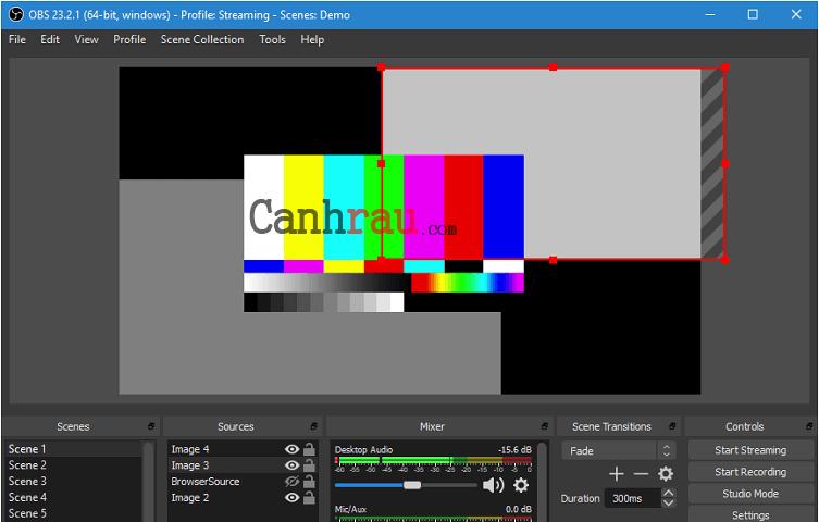 Top phần mềm quay màn hình máy tính hình 9