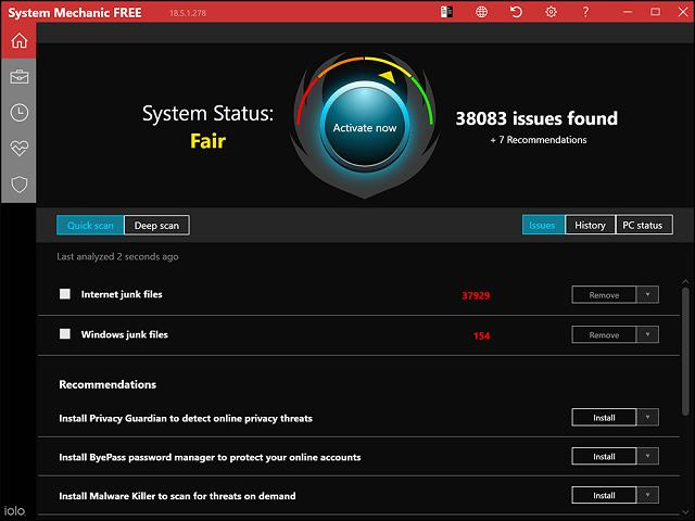 Top phần mềm tăng tốc máy tính hình 3