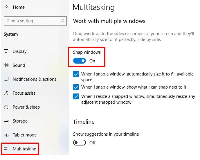 Cách chia đôi màn hình máy tính hình 1