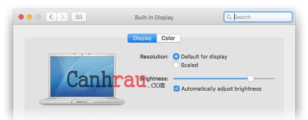Cách chỉnh độ sáng màn hình laptop hình 10