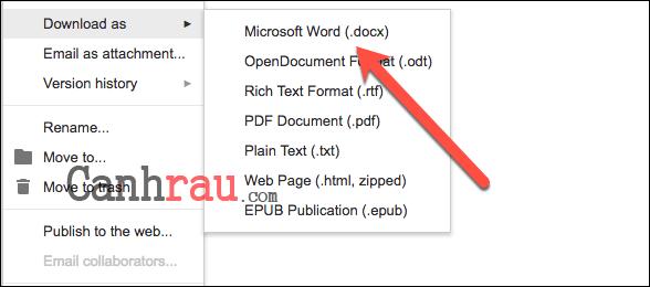 Cách chuyển file PDF sang Word hình 17
