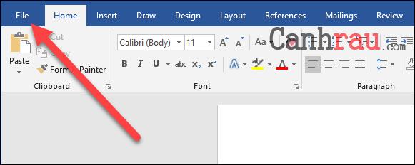 Cách chuyển file PDF sang Word hình 7