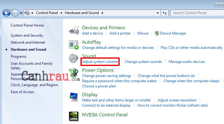Cách điều chỉnh âm lượng trong Windows hình 7
