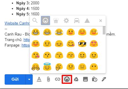 Hướng dẫn gửi mail bằng Gmail hình 11