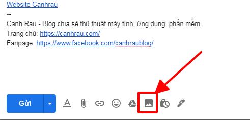 Hướng dẫn gửi mail bằng Gmail hình 12
