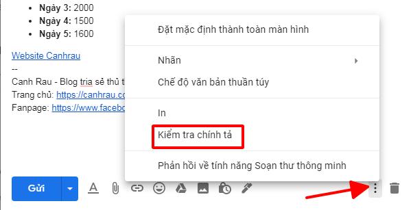 Hướng dẫn gửi mail bằng Gmail hình 15